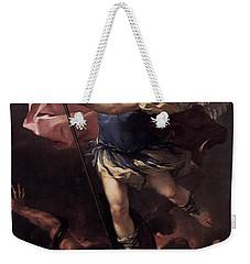 St. Michael Weekender Tote Bag