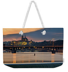 St. Vitus Cathedral, Prague, Czech Republic Weekender Tote Bag