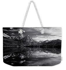 Stanley Lake Weekender Tote Bag