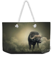 Stare Weekender Tote Bag by Charuhas Images