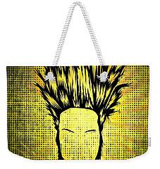 Static-x Weekender Tote Bag by Kyle West