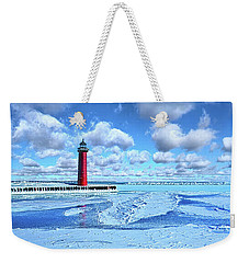 Weekender Tote Bag featuring the photograph Steadfast by Phil Koch