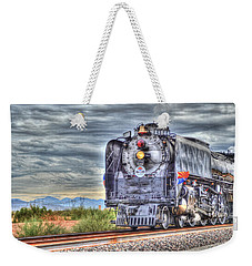Steam Train No 844 Weekender Tote Bag