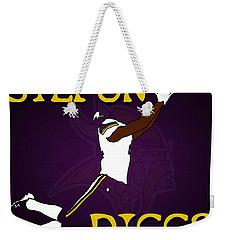 Stefon Diggs Weekender Tote Bag by Kyle West
