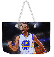 Stephen Curry Weekender Tote Bag