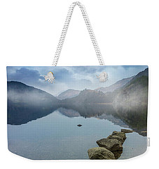 Stepping Stones Weekender Tote Bag by Ian Mitchell