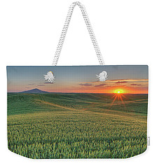 Steptoe Butte Sunset Weekender Tote Bag