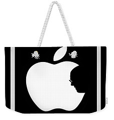 Steve Jobs Apple Weekender Tote Bag