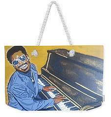 Stevie Wonder Weekender Tote Bag