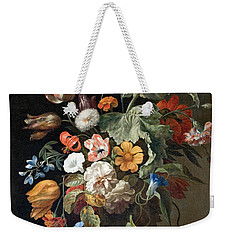 Still-life With Flowers Weekender Tote Bag