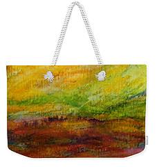 Storm At Sunrise Weekender Tote Bag