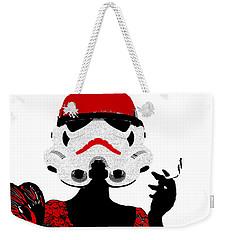 Stormtrooper Diva Weekender Tote Bag