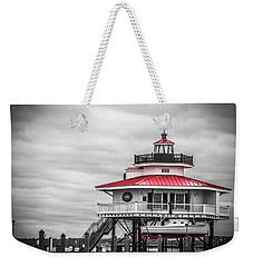 Stormy Waters Weekender Tote Bag