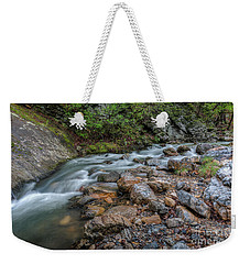 Streaming Weekender Tote Bag