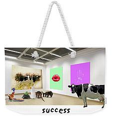 Success Weekender Tote Bag