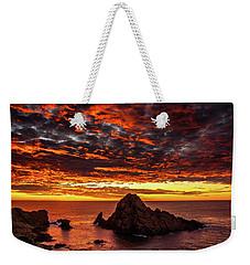 Sugarloaf Sunset Weekender Tote Bag