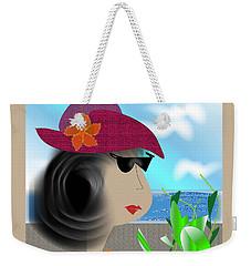 Summer,  I'm Ready Weekender Tote Bag