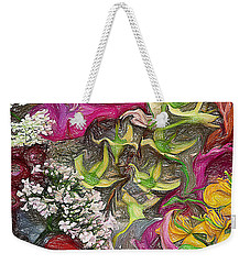 Summer Still Life Weekender Tote Bag