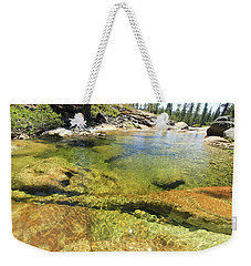 Weekender Tote Bag featuring the photograph Summer Sweet Spot by Sean Sarsfield