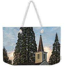 Sunday Sunset Weekender Tote Bag