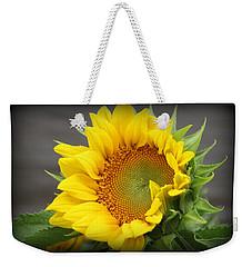 Sunflower Beauty Weekender Tote Bag