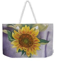 Sunflowers For Nancy Weekender Tote Bag