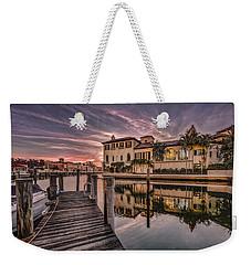 Sunrise At Naples, Florida Weekender Tote Bag