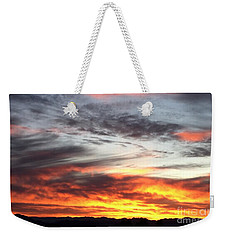 Sunrise Collection #4 Weekender Tote Bag