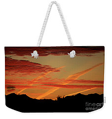 Sunrise Collection, #6 Weekender Tote Bag