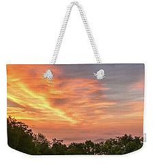 Sunrise July 22 2015 Weekender Tote Bag