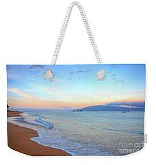 Sunrise On Kaanapali Weekender Tote Bag