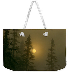 Sunrise Through The Fog 2 Weekender Tote Bag
