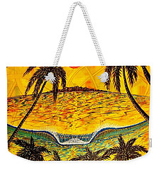 Sunset Dream Weekender Tote Bag