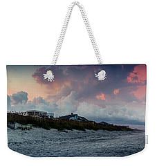 Sunset Emerald Isle Crystal Coast Weekender Tote Bag