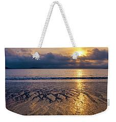 Weekender Tote Bag featuring the photograph A Costa Da Morte by Fabrizio Troiani