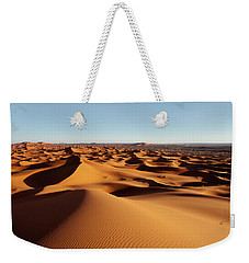Sunset In Erg Chebbi Weekender Tote Bag