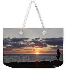 Sunset Off Lipoa Weekender Tote Bag