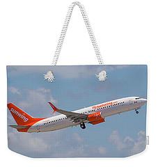 Sunwing Airlines Weekender Tote Bag