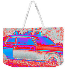 Super Nova Weekender Tote Bag