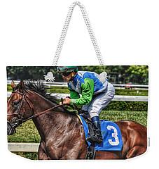 Surprise Twist W Javier Castellano Weekender Tote Bag