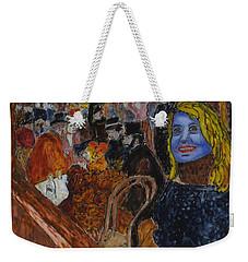 Susan Lautrec Weekender Tote Bag