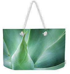 Swan's Neck Agave 2 Weekender Tote Bag