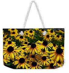 Sweet Flowers Weekender Tote Bag