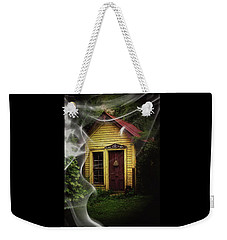 Weekender Tote Bag featuring the photograph Swept Away by Jessica Brawley