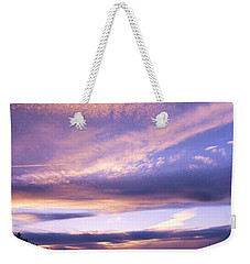 Weekender Tote Bag featuring the photograph Tahoe Wow by Sean Sarsfield