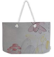 Take It Easy Weekender Tote Bag