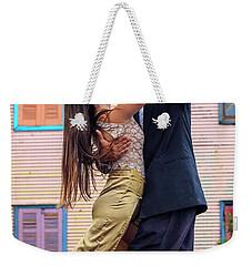 Tango 04 Weekender Tote Bag