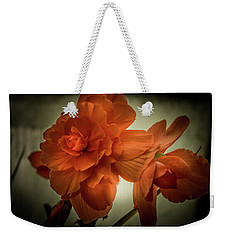 Weekender Tote Bag featuring the photograph Tangoed by Ryan Photography