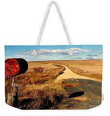 Target Practice Weekender Tote Bag