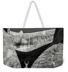 Teardrop Arch Weekender Tote Bag